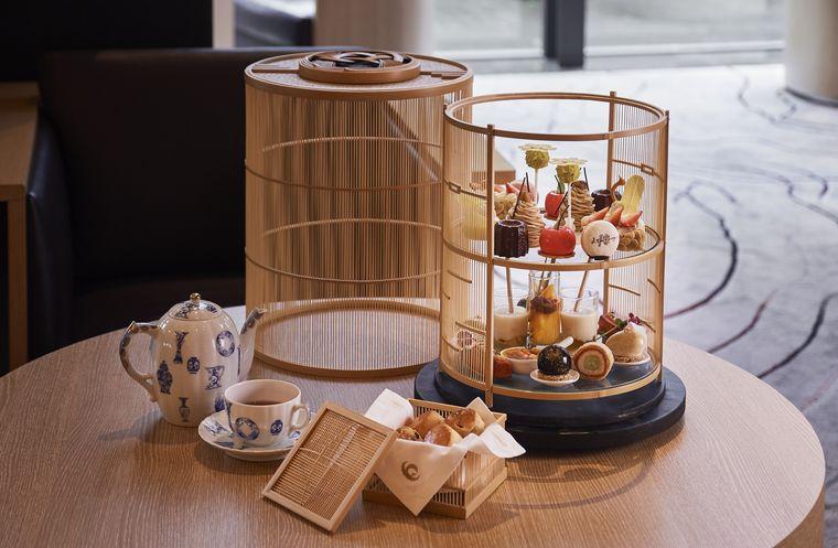 ザ・キャピトルホテル 東急  ザ・キャピトルアフタヌーンティー 紅茶セット