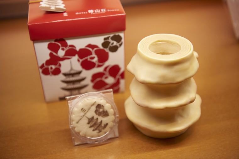 ホテル椿山荘東京 オリジナル デア バウムクーヘン