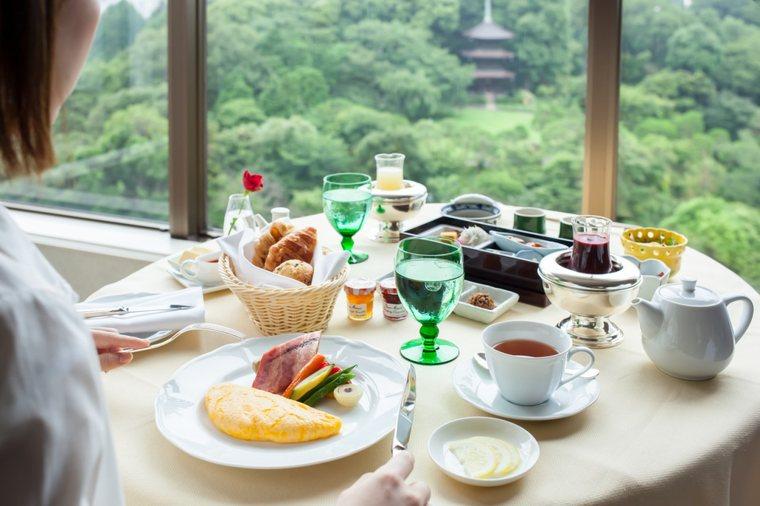 ホテル椿山荘東京 部屋