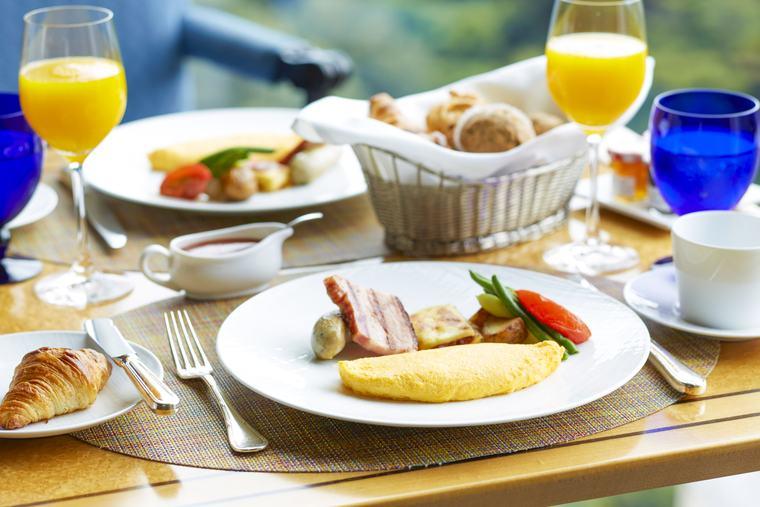 ホテル椿山荘東京 「悠 YU,THE SPA」朝食