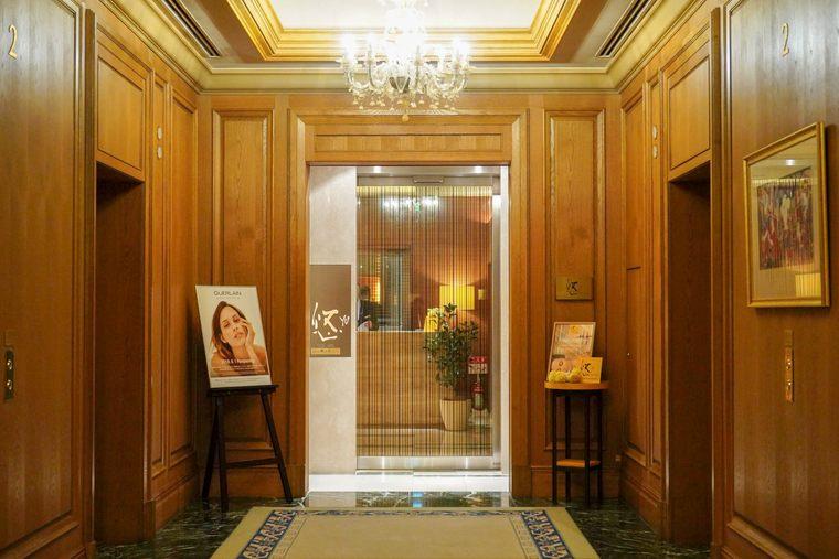 ホテル椿山荘東京 「悠 YU,THE SPA」
