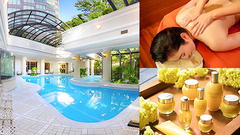 究極の癒しを求めて!「ホテル椿山荘東京」スパでご褒美ステイ