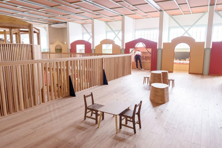 秋田県由利本荘市「鳥海山 木のおもちゃ美術館」
