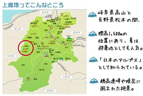長野マップ