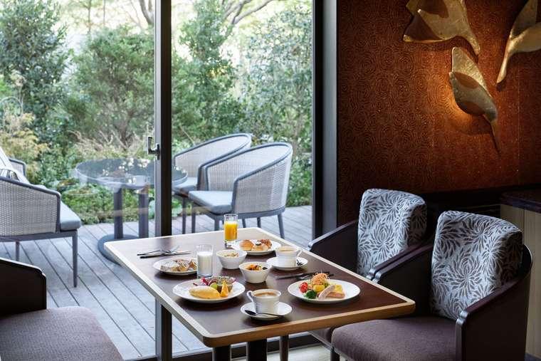 グランドプリンスホテル新高輪 クラブフロア 朝食