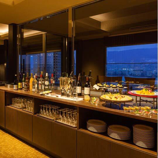 神戸ベイシェラトンホテル&タワーズ クラブフロア