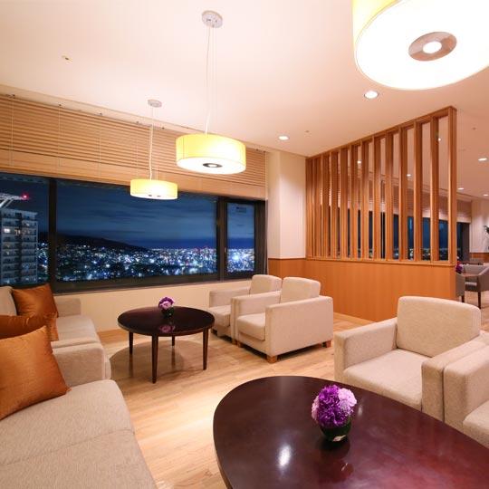ANAクラウンプラザホテル神戸 クラブフロア
