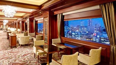 関西のクラブフロア・クラブラウンジがあるおすすめ高級ホテル