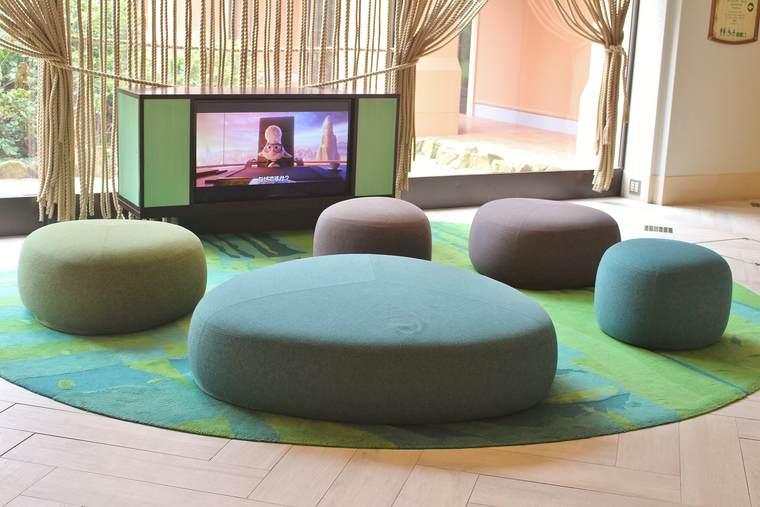 東京ディズニーセレブレーションホテル ロビー