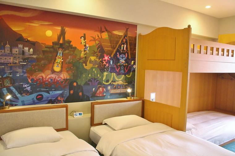 東京ディズニーセレブレーションホテル 部屋
