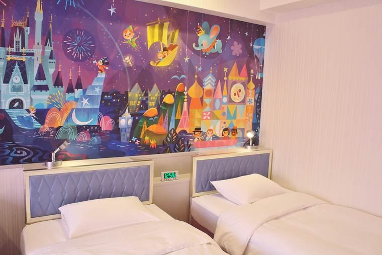東京ディズニーセレブレーションホテル ウィッシュ