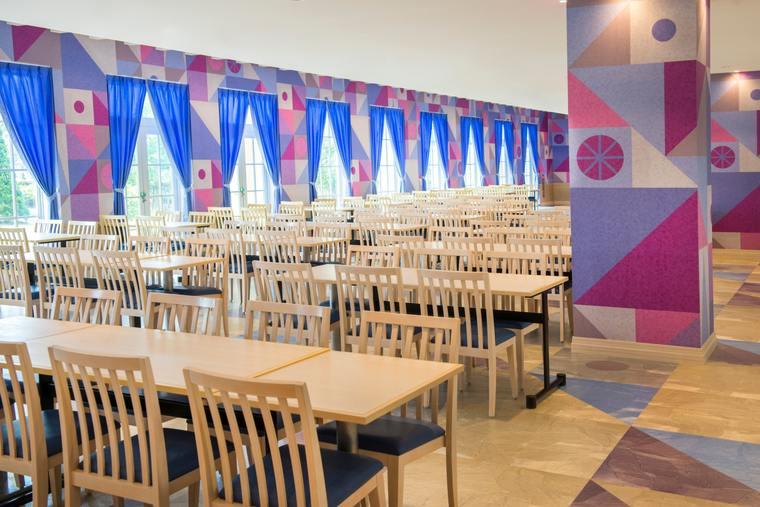 東京ディズニーセレブレーションホテル ウィッシュ カフェ