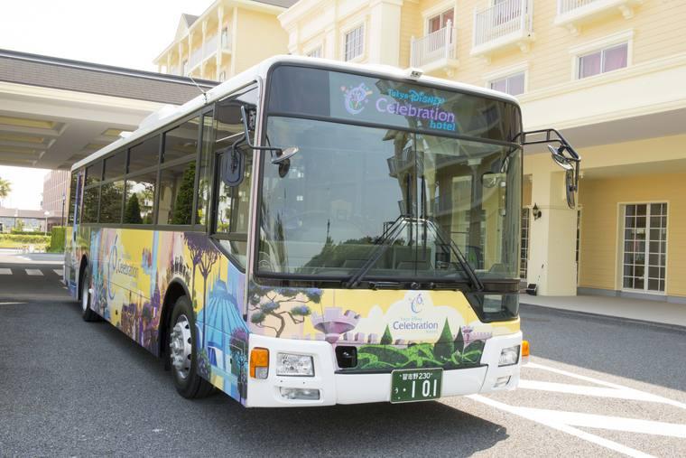 東京ディズニーセレブレーションホテル シャトルバス