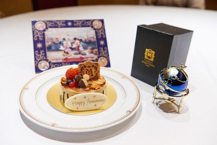 東京ディズニーシー・ホテルミラコスタ プレシャスセレブレーションセット