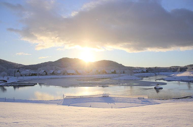 福島県羽鳥湖高原にあるエンゼルフォレスト那須白河