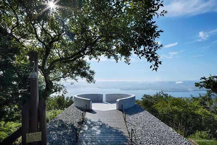 びわ湖テラス「恋人の聖地」はプロポーズにふさわしい場所