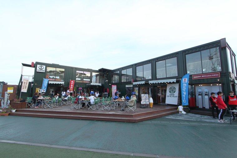 スマイルグリコパーク 売店・カフェ