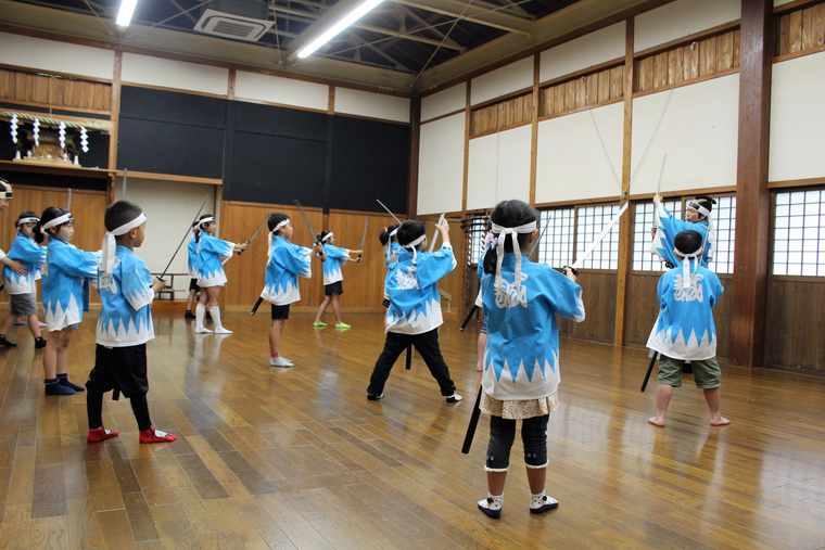 日光江戸村 職業体験「新選組」