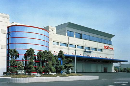 UCC六甲アイランド工場見学