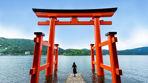 箱根観光はお得に楽しむ!箱根フリーパスで行く1泊2日モデルコース
