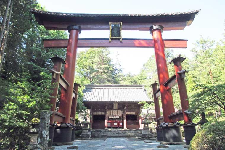 北口本宮冨士浅間神社