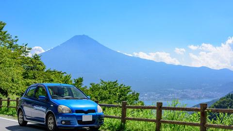 富士山のパワーを見て・味わって・楽しむ!1泊2日ドライブプラン
