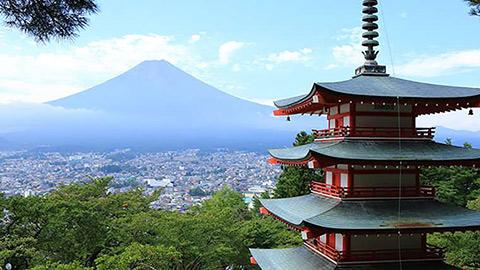 富士山といえば…あの写真はココで撮れる!実際に行ってみよう!