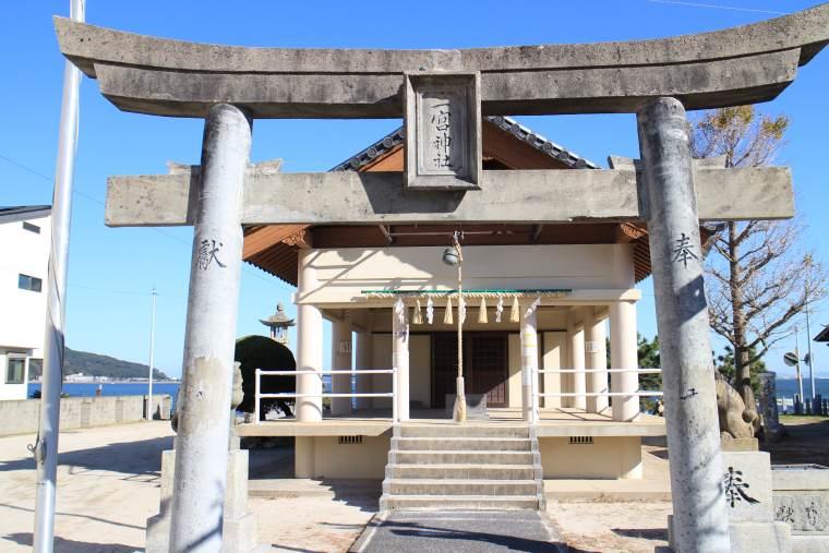 二宮神社の社殿