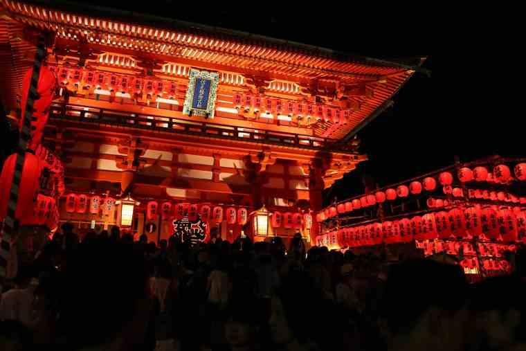 伏見稲荷大社の本宮祭