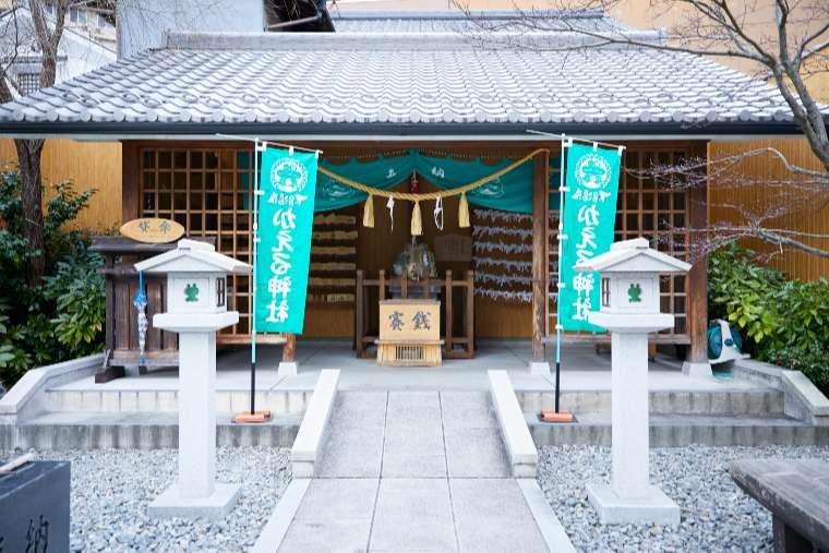 加恵留神社