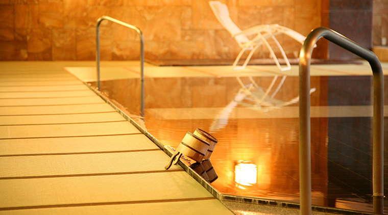 下呂温泉 小川屋 畳風呂