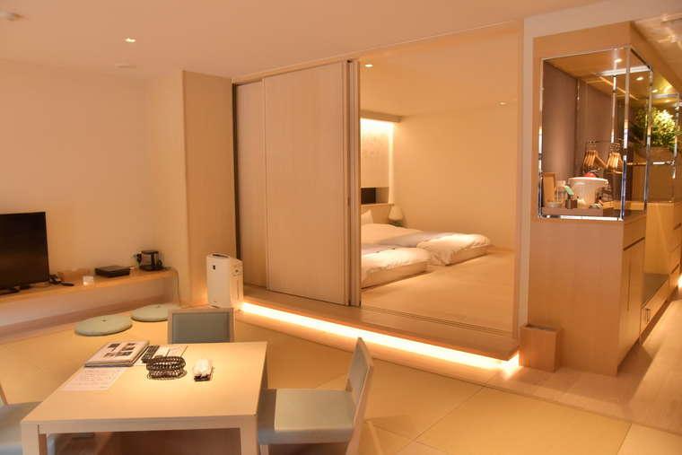 下呂温泉 小川屋 北欧風の新装客室
