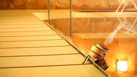 100畳の畳風呂が目指した「下呂温泉 小川屋」おもてなしの形