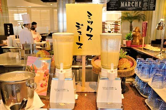 大阪の喫茶店の定番「ミックスジュース」