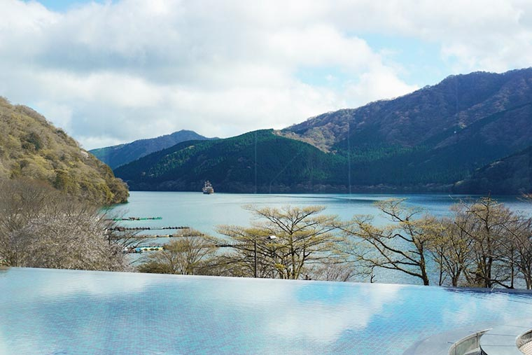 はなをり_芦ノ湖