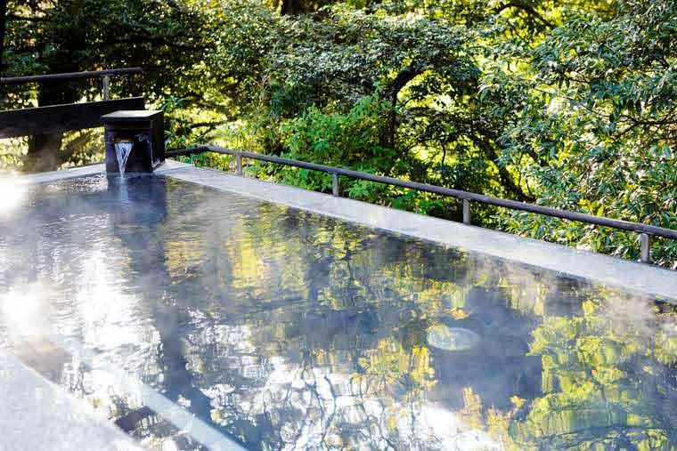 箱根湯寮 温泉
