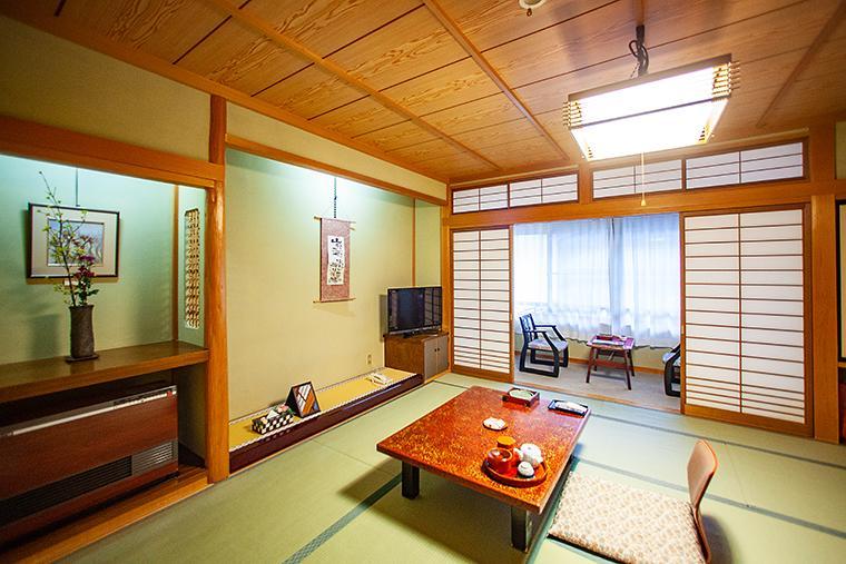 奥飛騨温泉郷 花ごころ万喜(ばんき) 客室
