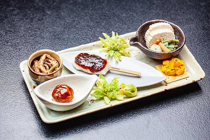 奥飛騨温泉郷 花ごころ万喜(ばんき) 夕食