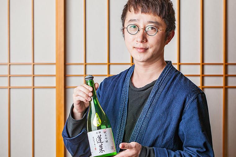 奥飛騨温泉郷 花ごころ万喜(ばんき) 日本酒