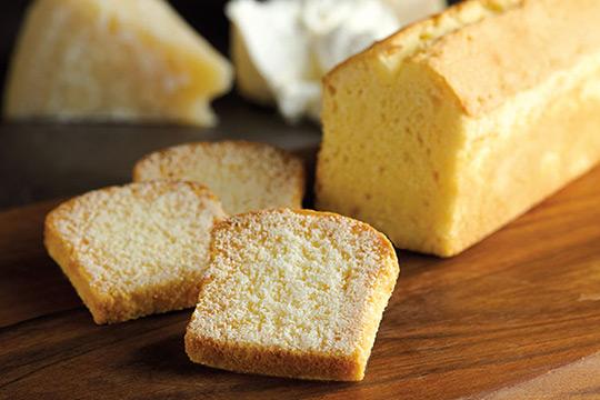ラ・テール「焼きチーズケーキラスク」