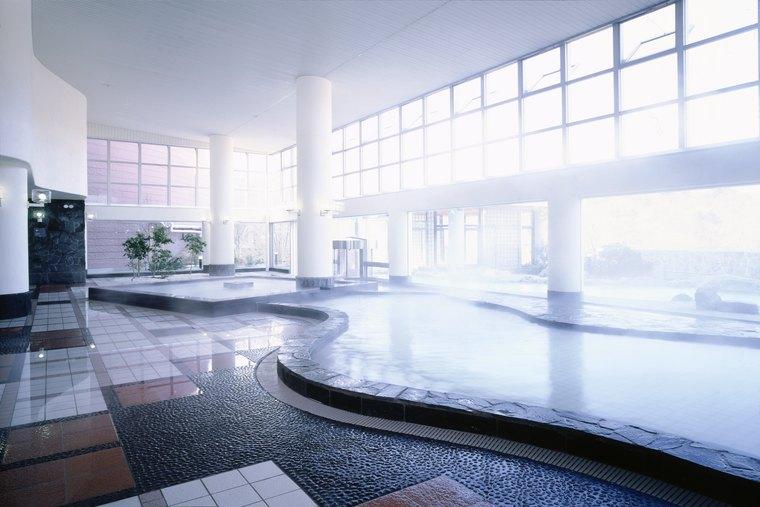 スパリゾートハワイアンズ 温泉大浴場パレス