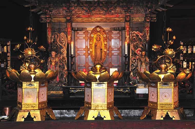 比叡山延暦寺 不滅の法灯