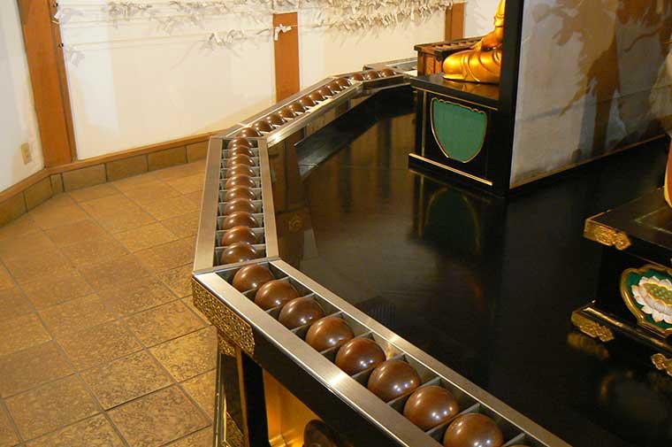 比叡山延暦寺 108の数珠玉