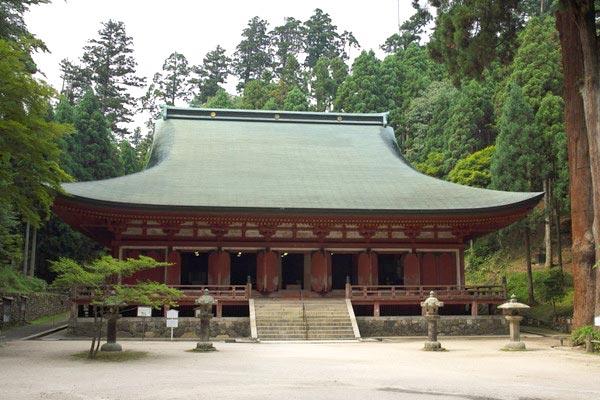 比叡山延暦寺 釈迦堂