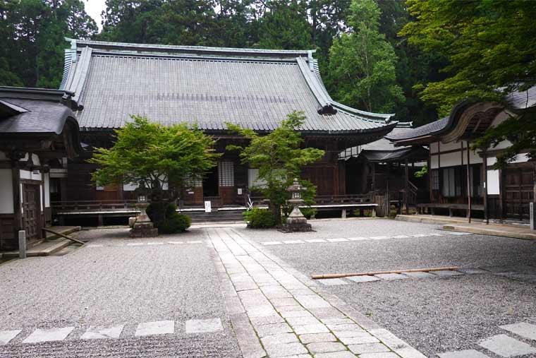 比叡山延暦寺 元三大師堂