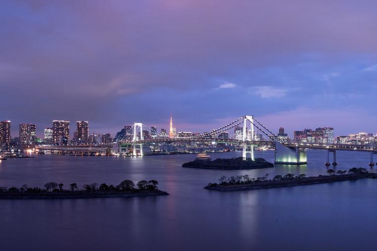 ヒルトン東京お台場 夜景