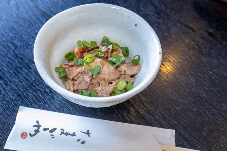 姫路名物の鳥料理「ひねポン」