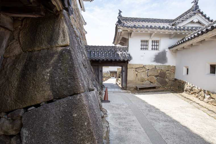 姫路城のトリック
