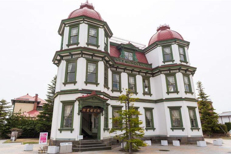 青森県 弘前市 旧弘前市立図書館