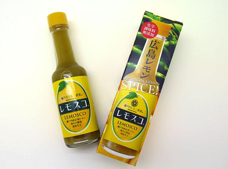 瀬戸内レモン農園「レモスコ」